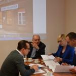 Spotkanie Burmistrza z delegacją Polskich Kolei Państwowych